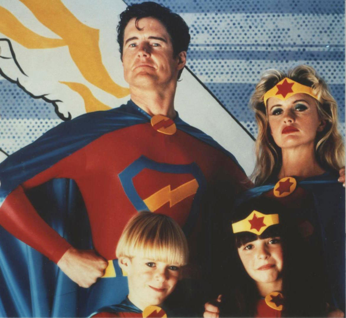 BUPA Superman and Family