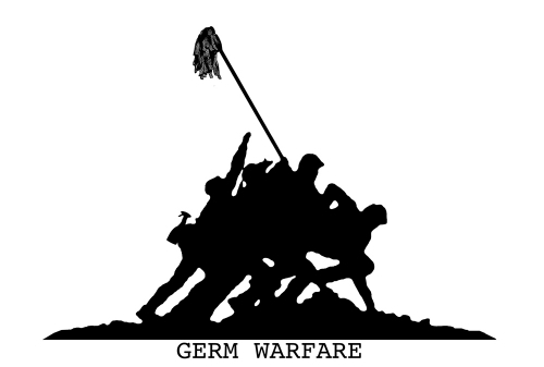 GERM WARFARE II copy