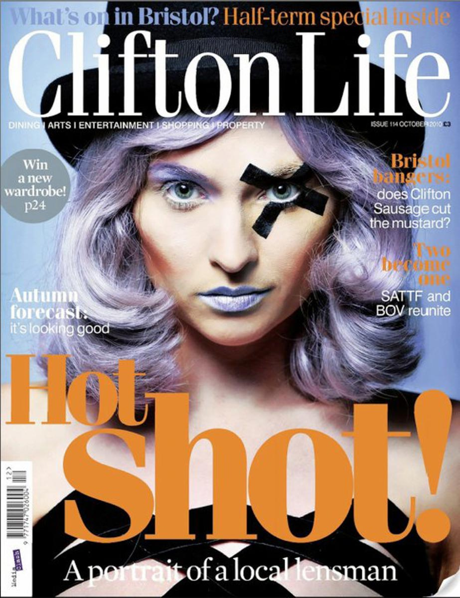 Clifton Life Hot Shot Cover