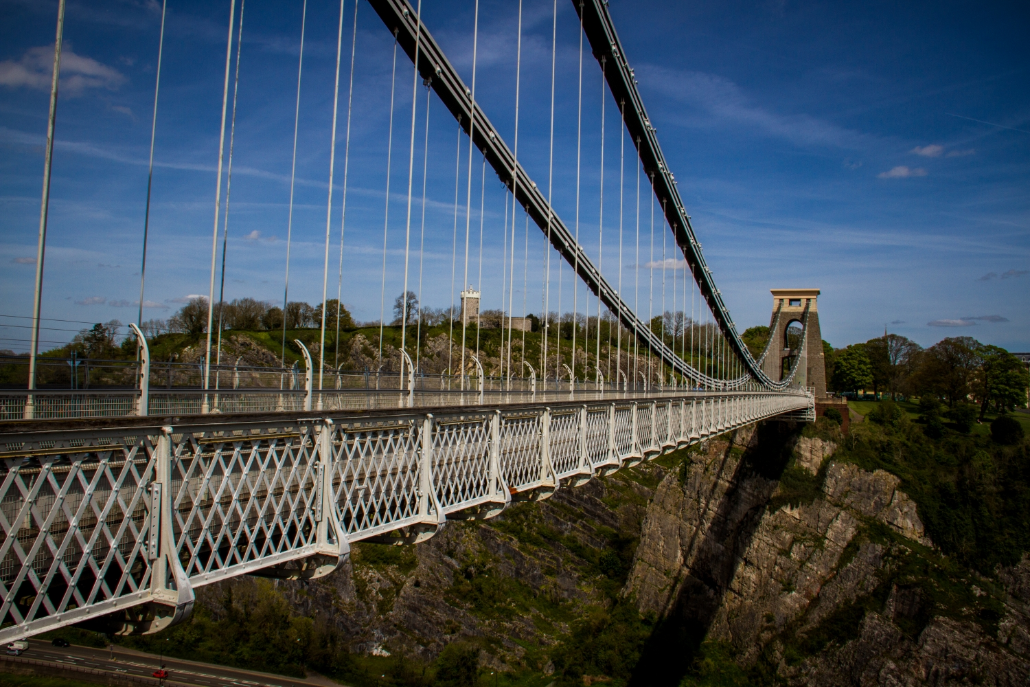 Bristol Suspension Bridge, Bristol (Andy Webb)