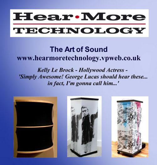Hear More Technology Banner