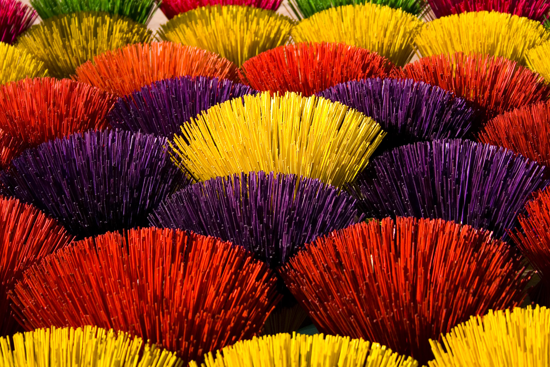 Incense Fans, Vietnam (Andy Webb)